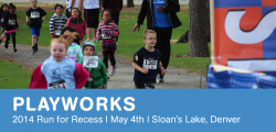 Playworks Run For Recess 5k and 10