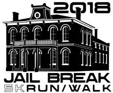 5th Annual JAILBREAK - 5K Run/Walk 2019