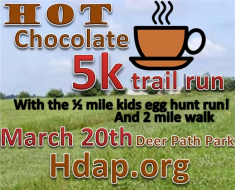 Hot Chocolate Trail Run 5k