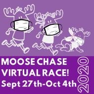 The VIRTUAL Moose Chase Kids Race