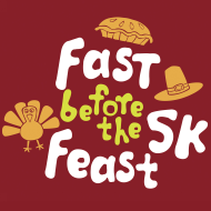 Fast Before the Feast 5K 2019