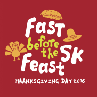 Fast Before the Feast 5K