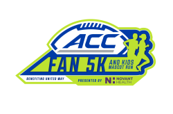 ACC FAN 5K presented by Novant Health