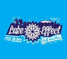 2017 Lake Effect Half Marathon
