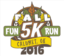 Calumet Fall Fun Run 2016