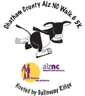 Annual Chatham County Alzheimer's Walk and 5K Run