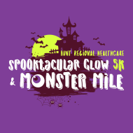 Hunt Regional Healthcare Spooktacular Glow 5K & Monster Mile