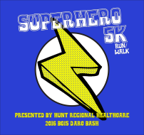 Hunt Regional Healthcare Superhero 5K Run/Walk