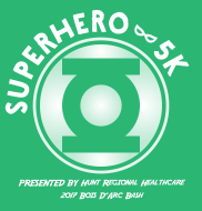 Hunt Regional Healthcare Superhero 5K Run/Walk