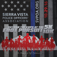 SVPOA Foot Pursuit 5K/10K