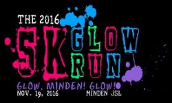 Minden Junior Service League 5k Glow Run