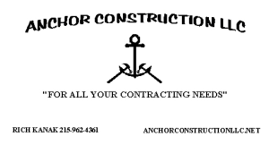 Anchor Construction LLC