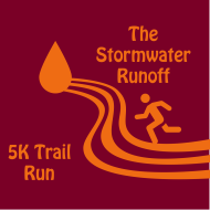 Stormwater Runoff 5K Trail Run