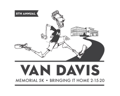 National Park College's Van Davis Memorial 5K