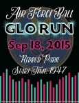 Air Force Ball Glo- Run