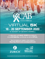 Virtual Zurich 5K and 2K Run & Walk