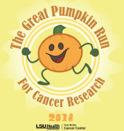 The Great Pumpkin Run for Research 5k