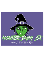 Monster Dash 5K and 1 Mile Kids Run