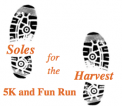 Soles for the Harvest 5K and Fun Run/Walk