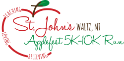 St. John's Waltz Applefest 5K/10K Run