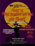 Freaky 5K Family Halloween Run / Walk