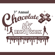 3rd Annual Chocolate 5K
