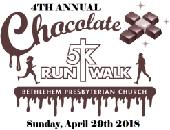 4th Annual Chocolate 5K