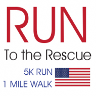 Run to the Rescue 5K/1 Mile Walk