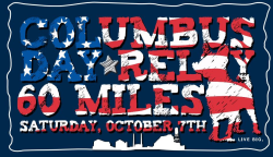 Columbus Day Relay