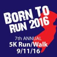 2016 Born to Run 5K