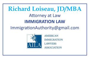 Richard Loiseau, JD/MBA