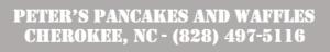 Peter's Pancakes & Waffles