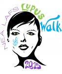 NEA LAFS Lupus Walk 2015