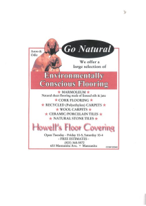 Howell's Floor Covering