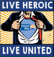United Way of Gloucester County Live Heroic 5k & 1 Mile Super Course