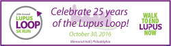 25th Annual Lupus Loop