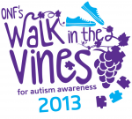 2013 Walk in the Vines for Autism