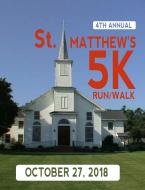 St. Matthew's 5K Run/Walk