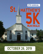 St. Matthew's 5K Run/Walk