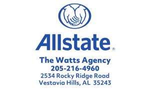 Watts Allstate agency