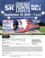 Piqua Football Mom's Club 5K