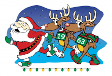 Run, Rudolph, Run 5K and 1.5 Mile Fun Run/Walk