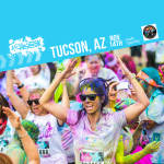 Color Vibe 5K -- Tucson, AZ