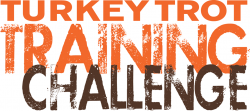 Turkey Trot Training Challenge