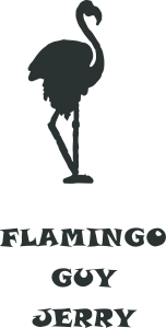 Flamingo Guy Jerry