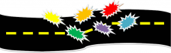 Shelton High School 5K Color Run