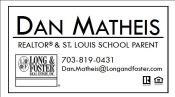 Dan Matheis, Realtor and St. Louis Parent