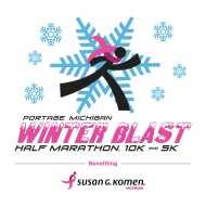 Portage Winter Blast - VIRTUAL RACE
