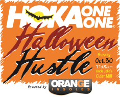 Hoka Halloween Hustle 5K (Timed Event)