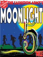 The Salvation Army Moonlight 5 Mile